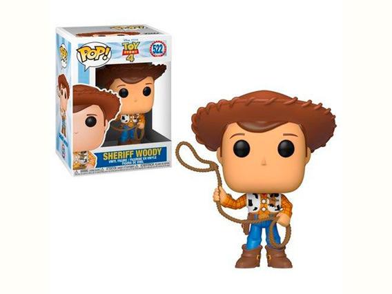 Funko Pop De Toy Story 4 Varios Personajes Tienda Oficial