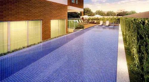 Apartamento Garden Com 3 Dormitórios À Venda, 160 M² Por R$ 2.240.000,00 - Perdizes - São Paulo/sp - Gd0077