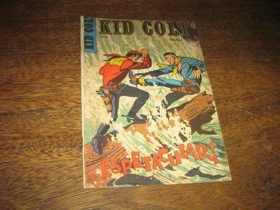 Kid Colt Nº 6 Dezembro 1960 Editora La Selva Original
