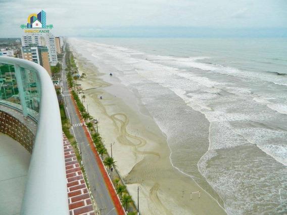 Apartamento Com 3 Dormitórios À Venda, 104 M² Por R$ 650.000 - Jardim Luciana - Mongaguá/sp - Ap3779