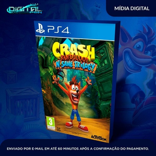 Crash Bandicoot N.sane Trilogy Ps4 Ori1
