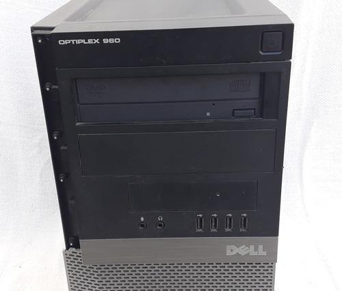 Abaixou Dell Optiplex 960 Cpu Tipo Servidor - Todo Original