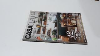 Revistas Casa Claudia, Arquiteturas E Decorações - 3 Un.