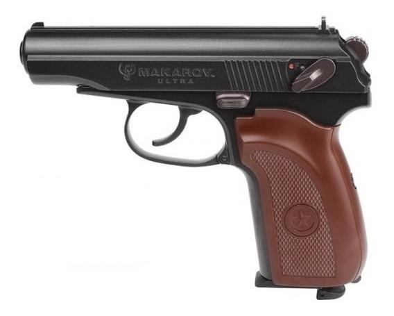Pistola De Co2 Makarov Ultra Cal. 4.5 ¡envio Gratis!