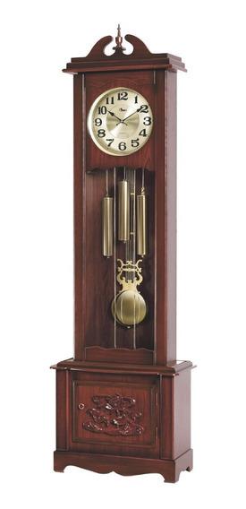 Relógio Pedestal Chão Carrilhão Westminster Sx Pêndulo Cuco