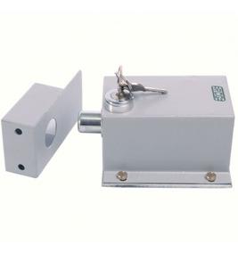 Trava Elétrica Portão Eletrônico Basculante Pivo Dz Rcg Lock