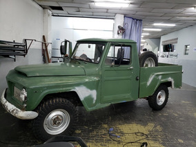 Jeep Pick Up Willys F75 Pick Up Willys F75