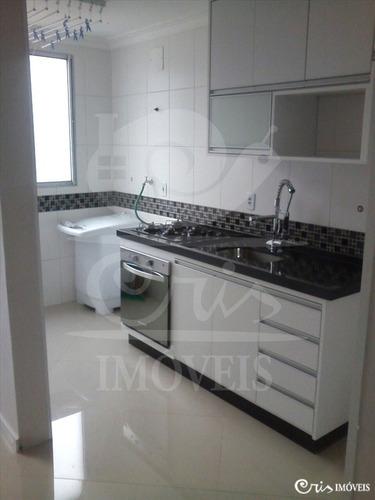 Apartamento Em Parque São Vicente - Mauá - Sp - Av03/165