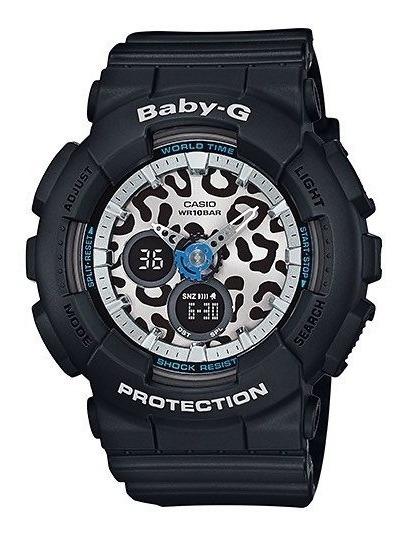 Relógio Baby-g Ba120lp-1a (preto)
