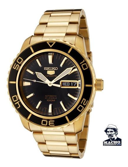 Reloj Seiko 5 Snzh60k1 Automático Original Nuevo Garantia