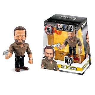 Metals Rick The Walking Dead Figura 4p 97936