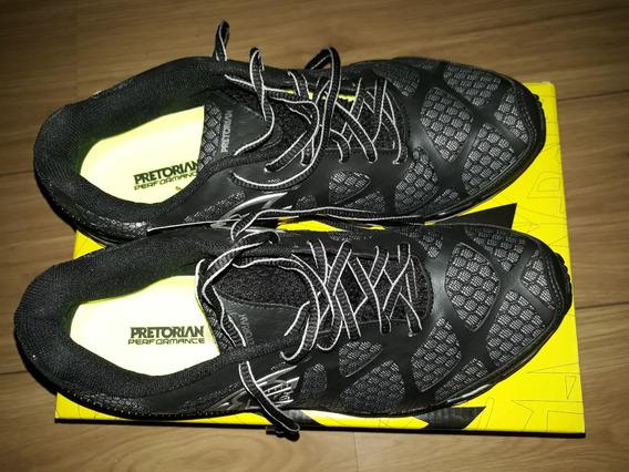 Tênis Pretorian Masculino Corredor Runner/academia Caminhada