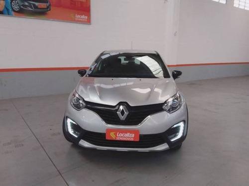Imagem 1 de 10 de Renault Captur 2.0 16v Hi-flex Intense Automático