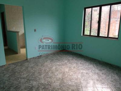 Casa 2qtos Próximo Shopping Carioca - Paca20372