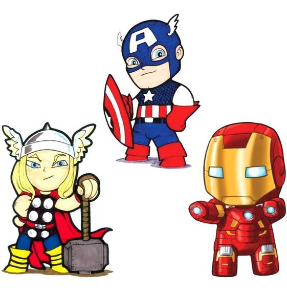 Adesivo Com Simbolo De Super Herois Brinquedos E Hobbies Menos