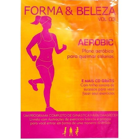Forma E Beleza Vol.3 (livro + Cd)