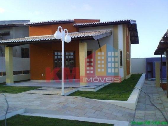 Vende-se Casa De Praia Em Condomínio Fechado - Ca0182