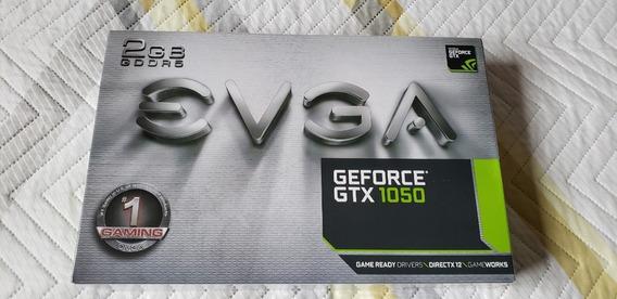 Placa De Vídeo Gtx 1050 - 2gb Evga (em Perfeitas Condições)