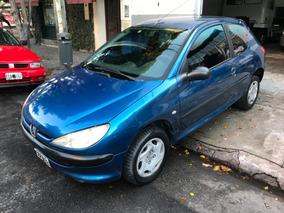 Peugeot 206 1.9 Xrd Full Anticipo $73,000 Y Cuotas Solo Dni