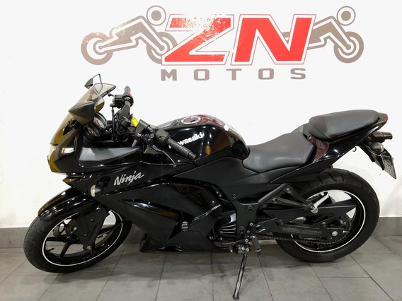 Kawasaki Ninja 250 R 2009 Em Excelente Estado Por $9.490,00