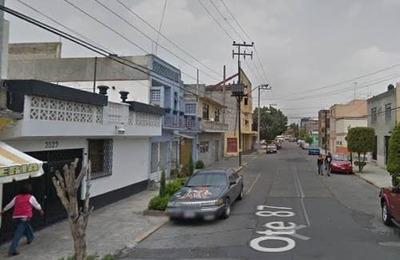 Remate Bancario Casa En Oriente 87 Gustavo A Madero
