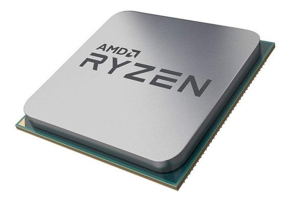Procesador gamer AMD Ryzen 9 3900X 100-100000023BOX de 12 núcleos y 3.8GHz de frecuencia