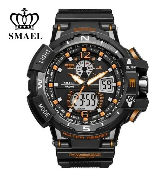 Relógio Masculino Sport Watch S- Shock 2019