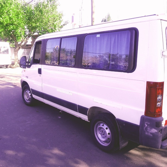 Fiat Ducato Combinato Multijet 2013 Impecable.