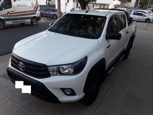 Toyota Hilux 4x4 D/c Limited 2.8 Tdi 6 M/t 2018