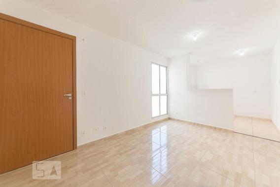 Apartamento No 4º Andar Com 2 Dormitórios E 1 Garagem - Id: 892946203 - 246203