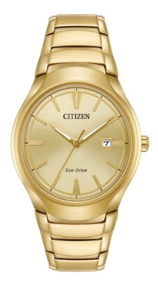 Reloj Citizen Eco-drive Original Para Caballero Aw1552-54p