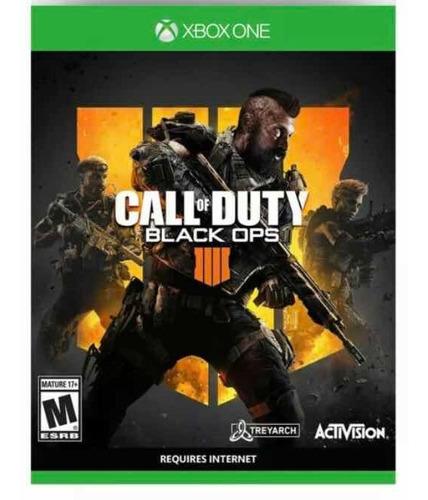 Call Of Duty Black Ops 4 Iiii Para Xbox One