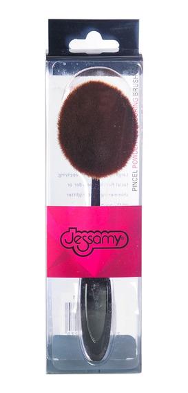 Jessamy Brocha De Maquillaje Para Base Profesional P7801