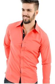 Kit 8 Camisa Camiseta Social Tricoline Revenda Promoção