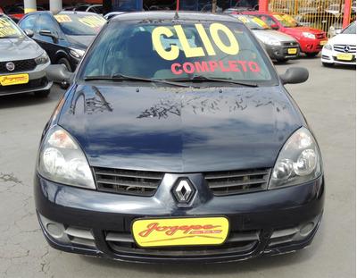 Renault Clio 1.0 Expression 16v Hi-flex 4p Manual