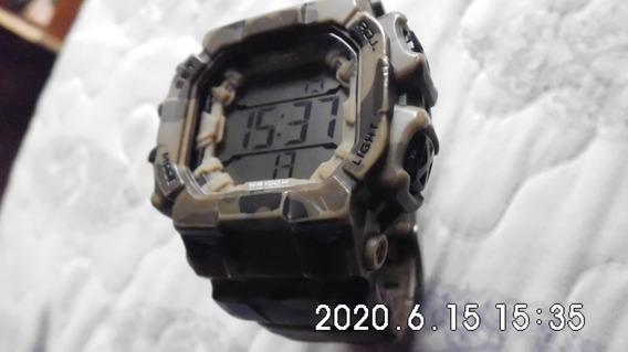 Relógio X-games Masculino Xgppd085 Camuflado