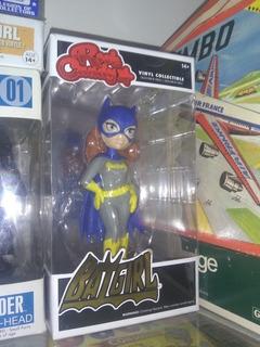 Funko Rock Candy Batichica Batgirl Batman Dc Cómics