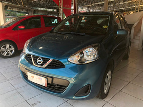 Nissan March 2015 1.0 S 5p - Pronto Para Uber