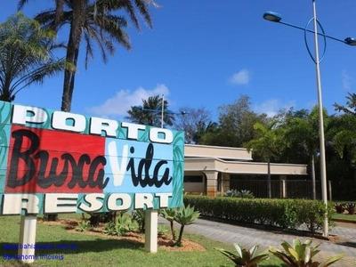 Terreno Reservado A Margem Do Rio Com 740m² Condominio Porto Busca Vida Resort - Te0002m