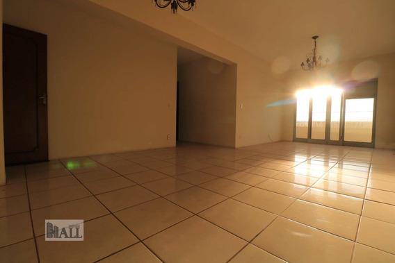 Apartamento À Venda Centro, 120m², 2vgs, São José Do Rio Preto - V6782