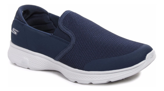 Zapatillas Skechers Go Walk 4 Contain Hombre Caminata Import