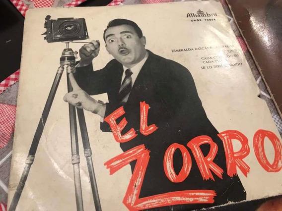 Lote Discos Pepe Iglesias El Zorro - Gardel - Raffaele Carra