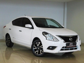 Nissan Versa Unique 1.6 16v Flex, Pao6829
