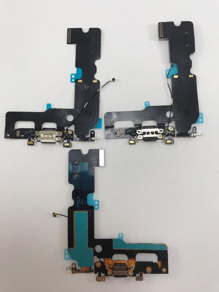 Flex Centro De Carga Original Micrófono iPhone 7 Plus Envio