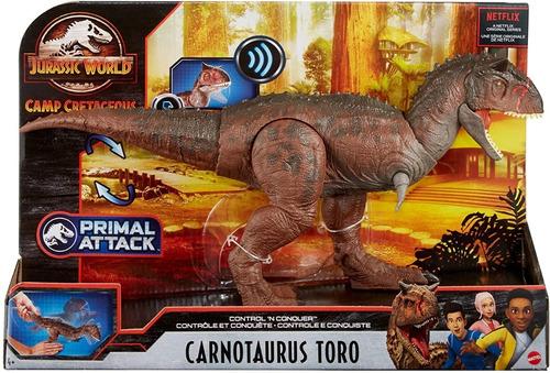 Imagen 1 de 1 de Jurassic World - Carnotaurus Toro