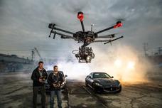 Curso Operador De Drone | Video - Mapeo - Industrial | Dji