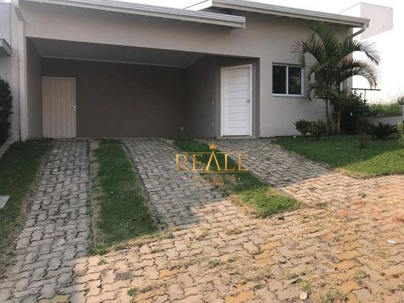 Casa Com 3 Dormitórios À Venda, 160 M² Por R$ 830.000,00 - Condomínio Reserva Da Mata - Vinhedo/sp - Ca1167
