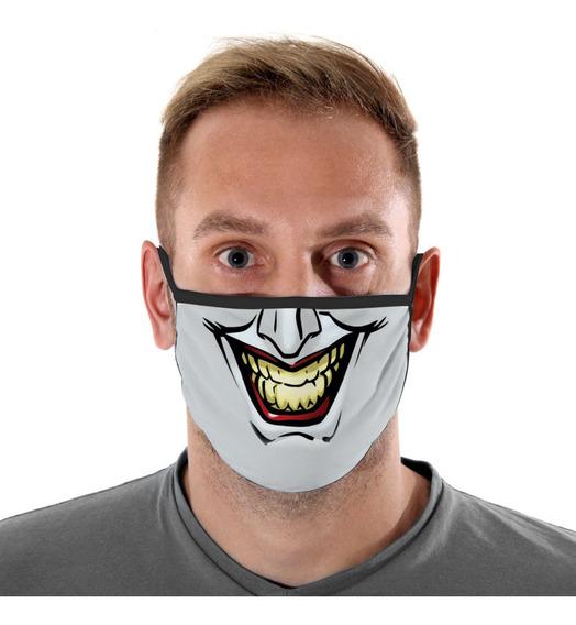 Mascara De Protecao Coringa Adulto