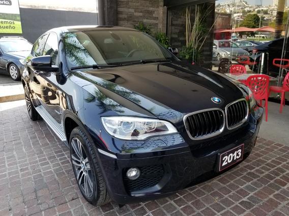 Bmw X6 M Performance Azul 2013