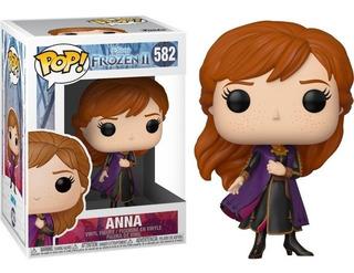 Funko Pop! Frozen 2 - Anna 582 Original